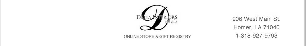 Delta Interiors and Gifts
